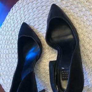 White House Black Market black heels size 9 .